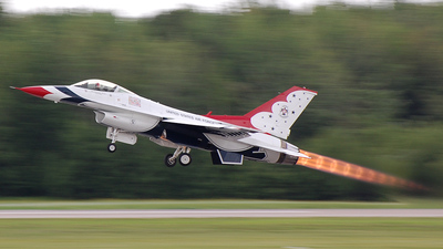 87-0331 - General Dynamics F-16C Fighting Falcon - United States - US Air Force (USAF)