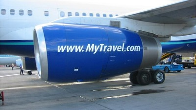 G-WJAN - Boeing 757-21K - MyTravel Airways