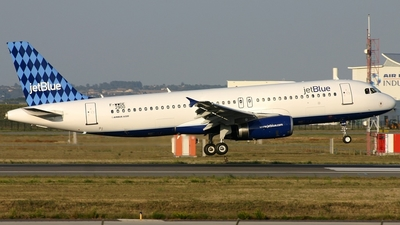 F-WWDE - Airbus A320-232 - jetBlue Airways