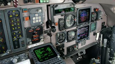 EC-KAZ - McDonnell Douglas MD-87 - Spanair