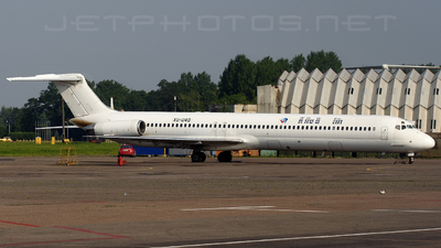 XU-U4D - McDonnell Douglas MD-83 - PMTAir - Cambodian Airlines