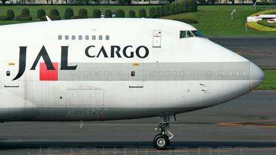 JA8161 - Boeing 747-246B(SF) - JAL Cargo