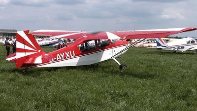 G-AYXU - Bellanca 7KCAB Citabria - Private