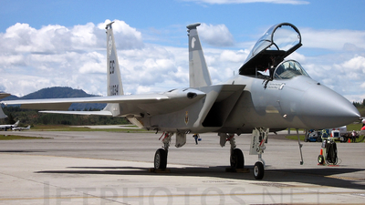 82-0034 - McDonnell Douglas F-15C Eagle - United States - US Air Force (USAF)