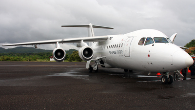 PK-BRF - British Aerospace BAe 146-200 - Aviastar