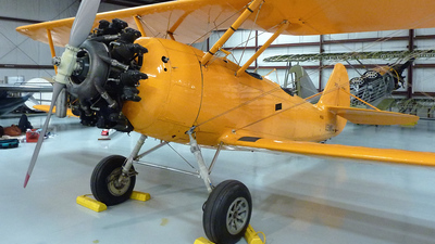 N45280 - Naval Aircraft Factory N3N-3 Yellow Peril - Private