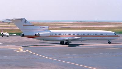 VR-CBQ - Boeing 727-212(Adv) - Private