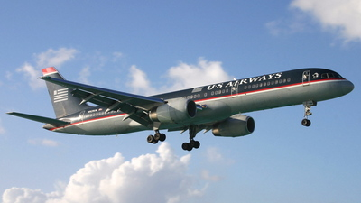 N928UW - Boeing 757-2B7 - US Airways