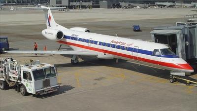 N805AE - Embraer ERJ-140LR - American Eagle