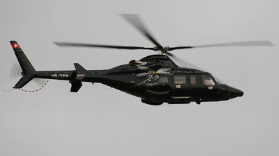 HB-ZFP - Bell 430 - Dragonfly Helicopter