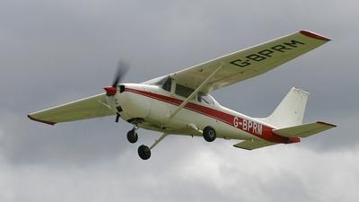 A picture of GBPRM - Cessna F172L Skyhawk - [0825] - © BRIAN NICHOLAS