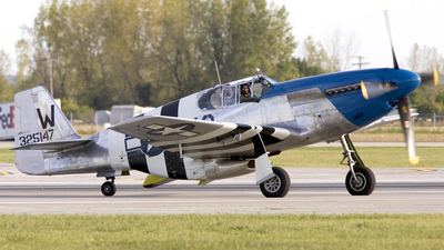 NL478FS - North American P-51C Mustang - Private