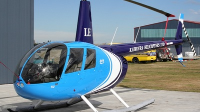 ZK-HLE - Robinson R44 Clipper II - Kaikoura Helicopters