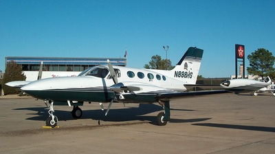 N888HS - Cessna 421B Golden Eagle - Private
