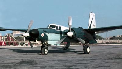 N190Y - Douglas A-26B Invader - Private
