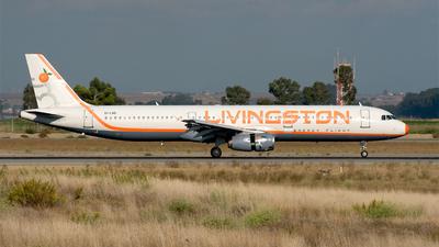 EI-LVD - Airbus A321-231 - Livingston Energy Flight