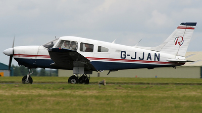 G-JJAN - Piper PA-28-181 Archer II - Redhill Aviation