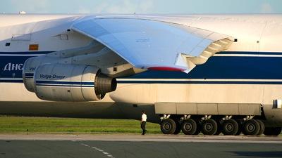 RA-82081 - Antonov An-124-100 Ruslan - Volga Dnepr Airlines