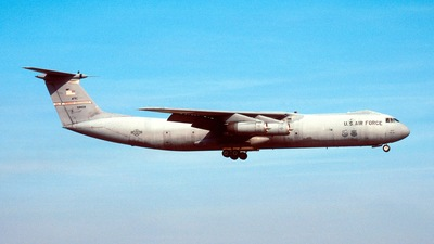 65-9409 - Lockheed C-141B Starlifter - United States - US Air Force (USAF)