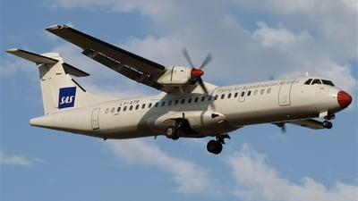 LY-ATR - ATR 72-201 - Scandinavian Airlines (Danish Air Transport)