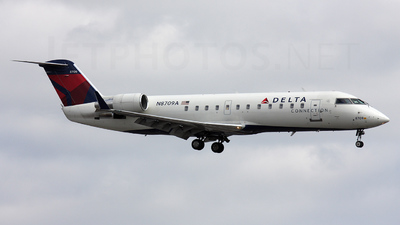 A picture of N8709A -  - [7709] - © Ronny Busch