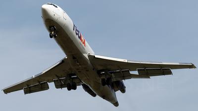 N482FE - Boeing 727-227(Adv)(F) - FedEx