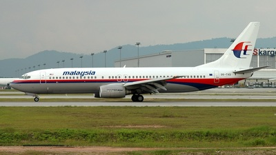OK-TVD - Boeing 737-86N - Malaysia Airlines