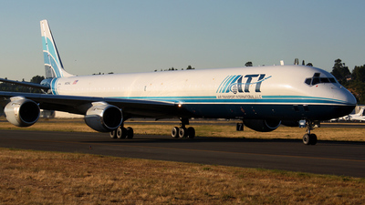 N605AL - Douglas DC-8-73(F) - Air Transport International (ATI)