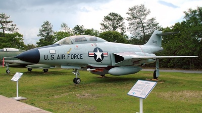 56-0250 - McDonnell F-101B Voodoo - United States - US Air Force (USAF)