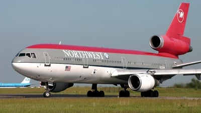 N232NW - McDonnell Douglas DC-10-30 - Northwest Airlines