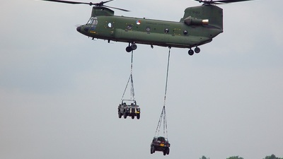 D-103 - Boeing CH-47D Chinook - Netherlands - Royal Air Force