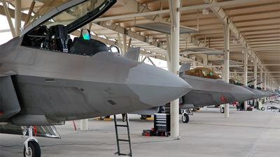 02-4037 - Lockheed Martin F-22A Raptor - United States - US Air Force (USAF)