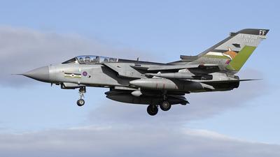 ZA543 - Panavia Tornado GR.4 - United Kingdom - Royal Air Force (RAF)