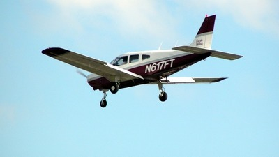A picture of N617FT - Piper PA28161 - [288316090] - © William Jenkins