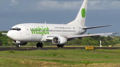 PR-WJI - Boeing 737-341 - WebJet Linhas Aéreas