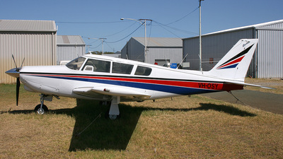 VH-OSY - Piper PA-24-260 Comanche - Private