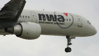 N501US - Boeing 757-251 - Northwest Airlines