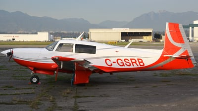 A picture of CGSRB - Mooney M20K - [250772] - © VJ