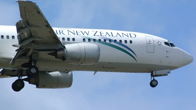ZK-FRE - Boeing 737-3U3 - Air New Zealand