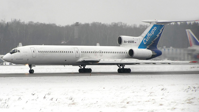 RA-85699 - Tupolev Tu-154M - Moskovia Airlines