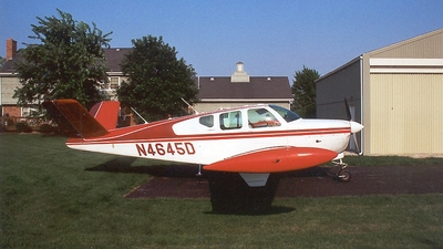 N4645D - Beechcraft G35 Bonanza - Private