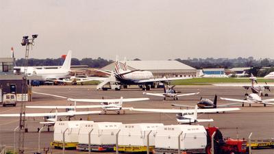 G-AOYP - Vickers Viscount 806 - British Air Ferries (BAF)