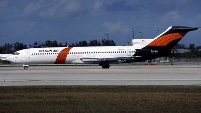 N32719 - Boeing 727-224 - Falcon Air Express