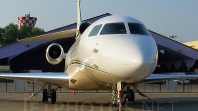 F-WWUA - Dassault Falcon 7X - Religare Aviation