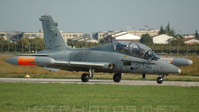 MM55084 - Aermacchi MB-339CD - Italy - Air Force
