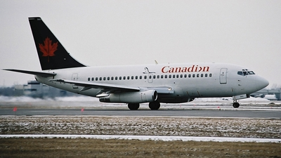 C-GWPW - Boeing 737-275(Adv) - Canadian Airlines (Air Canada)