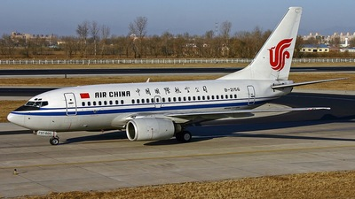 B-2156 - Boeing 737-66N - Air China