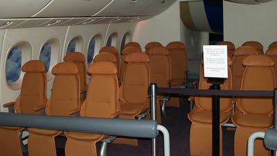 - Boeing 787-8 Dreamliner - Boeing Company
