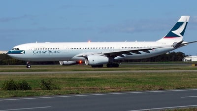 B-LAB - Airbus A330-342 - Cathay Pacific Airways