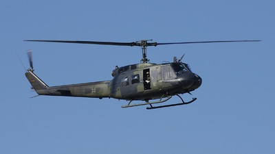 73-07 - Bell UH-1D Huey - Germany - Army